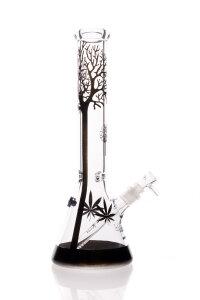 Black Leaf Kolbenbong 7 mm Eis Baum schwarz