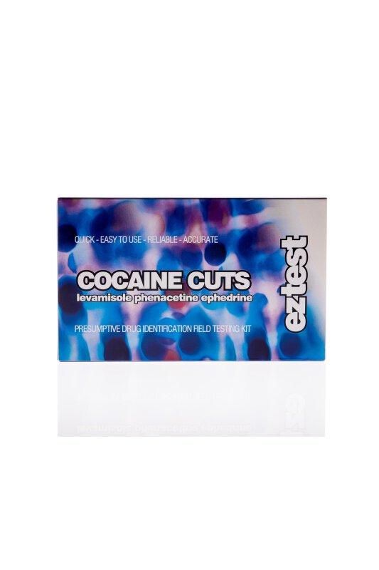 EZ-Test 10er für Kokain-Streckmittel