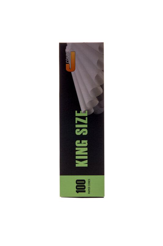 J-Ware Cones Jointhüllen King Size 100 Stück