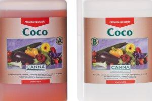 Canna Coco A + B Dünger je 1 l
