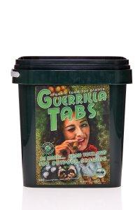 BioTabs Guerrilla Tabs 200 Stück