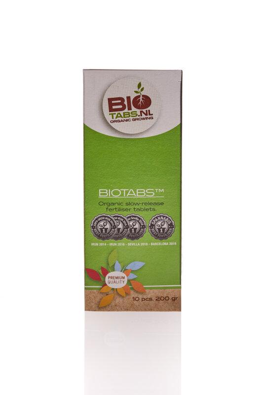 BioTabs Biotabs 10 Stück