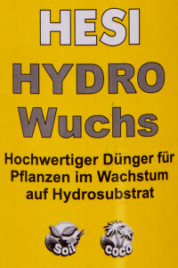 Hesi Hydro Wuchs 1 l