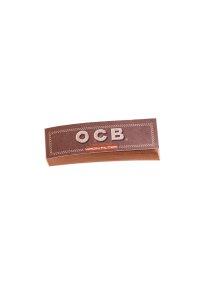 OCB Filtertips Virgin perforiert 50 Blatt