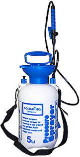 Hochdrucksprüher 5 l Aquaking
