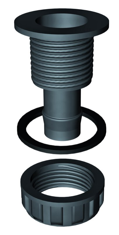 growTOOL NC - Tub Outlet 19 mm