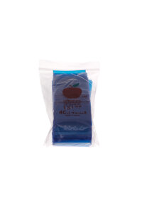 Baggy 40 x 45 mm 50µ 100 Stück Blau