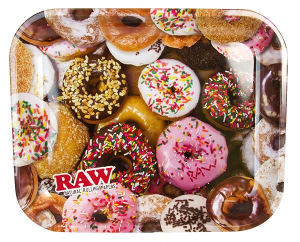 RAW Rolling Tray Donut - L