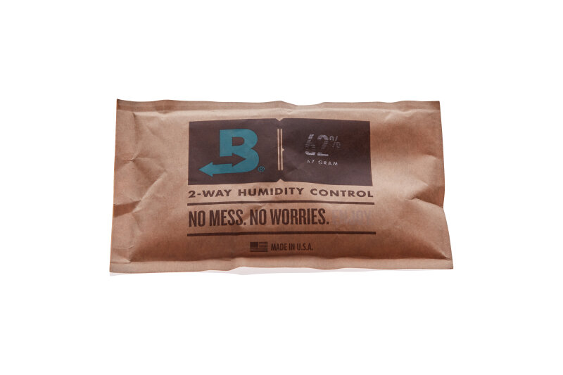Boveda 67 g Hygro Pack 62% verpackt