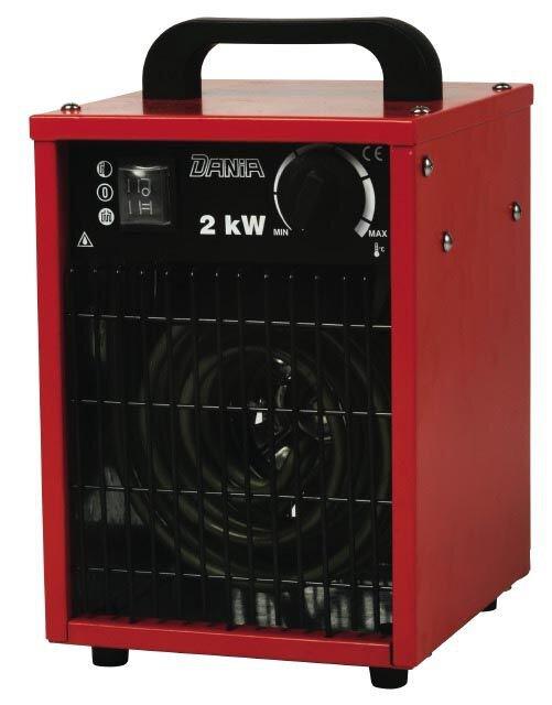 Heizlüfter Dania C1520 2 kW 230 V