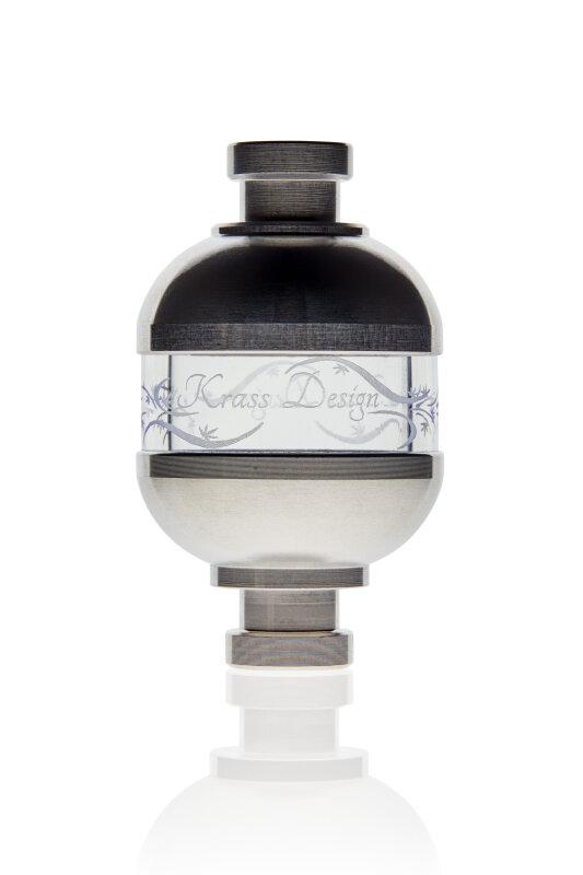Krass Design Acryl-KAT Clear Ice Blue 14,5