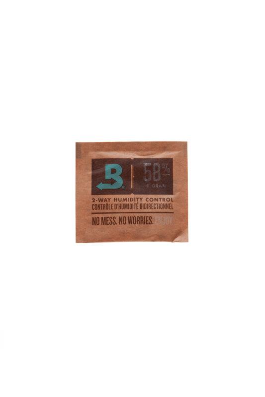 Boveda 8 g Hygro Pack 58% verpackt