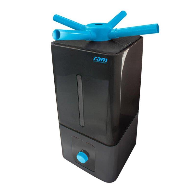 RAM Ultraschall Nebler Luftbefeuchter 1100ml/h 13 l