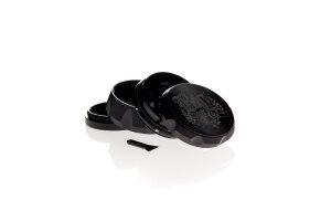 Alumühle Black Leaf 4-teilig Black Crown Ø 55 mm