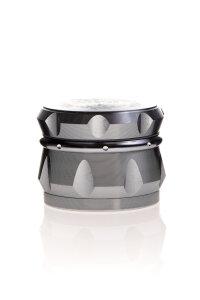 Alumühle Black Leaf 4-teilig Grey Crown Ø 55 mm