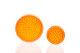 Volcano Grinder XL 2-teilig orange Ø 92mm