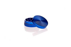 Alumühle Black Leaf 2-teilig Ø 50 mm blau