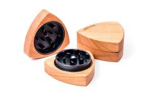 Gleichdick Holz Grinder 2-teilig Kirsche