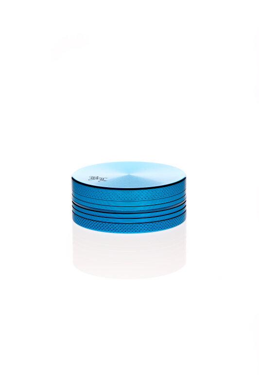 Alumühle Black Leaf 2-teilig Ø 50 mm hellblau