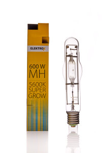 Elektrox SUPER GROW MH Lampe 600 Watt