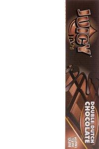 Juicy Jay´s KS slim Double Dutch Chocolate 32 Blatt