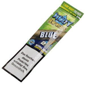 Juicy Jay´s Hemp Wraps Blue 2 Stück