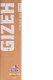 Gizeh Pure King Size Slim Eco Friendly