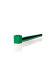 Handpfeife Roller grün L= 103 mm