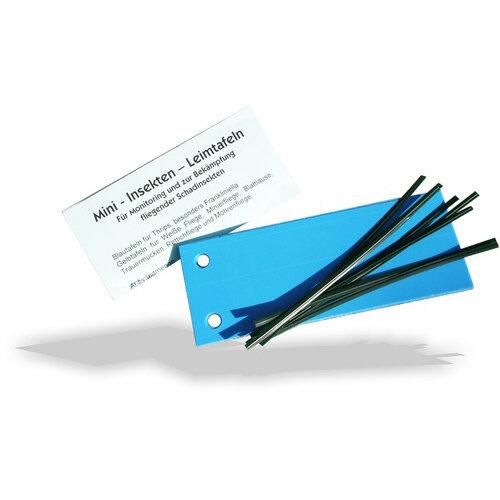Blautafeln 10 Stück 12 x 5 cm
