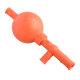 Pipettierball 3 Ventile zum Befüllen von Pipetten