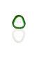 Plaisir Flutschkopf dreieckig grün 18,8