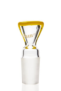 Plaisir Flutschkopf dreieckig gelb 18,8