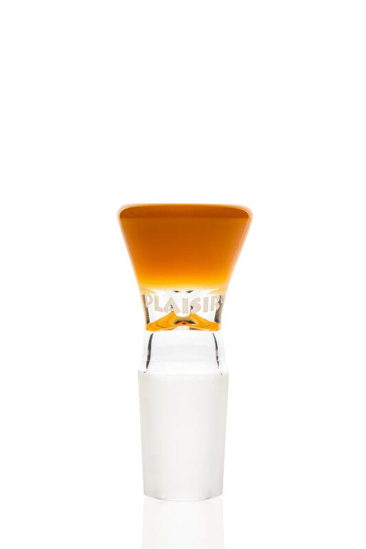 Plaisir Flutschkopf ganz orange 18,8