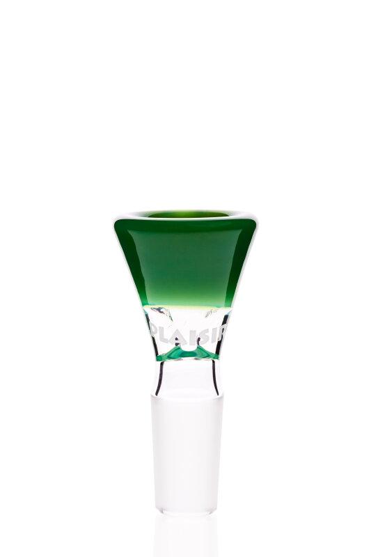Plaisir Flutschkopf ganz grün 14,5