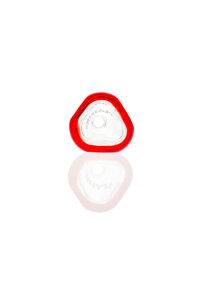 Plaisir Flutschkopf dreieckig rot 14,5