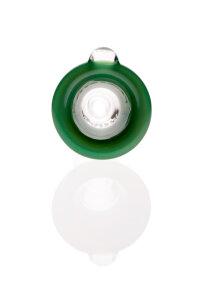 Plaisir Siebkopf ganz in grün 18,8