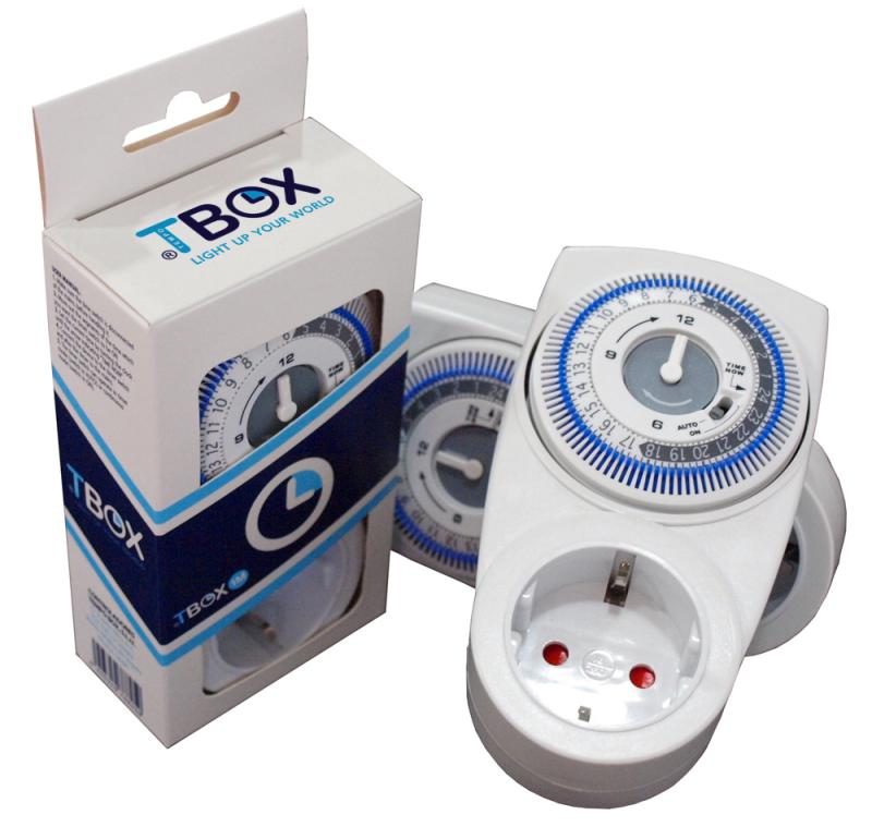 Tempo Box TBOX Zeitschaltuhr