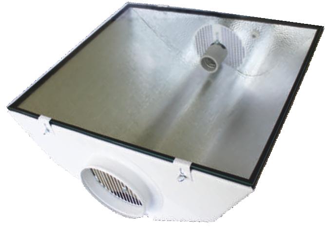 Spudnik 150 mm aircooled Reflektor