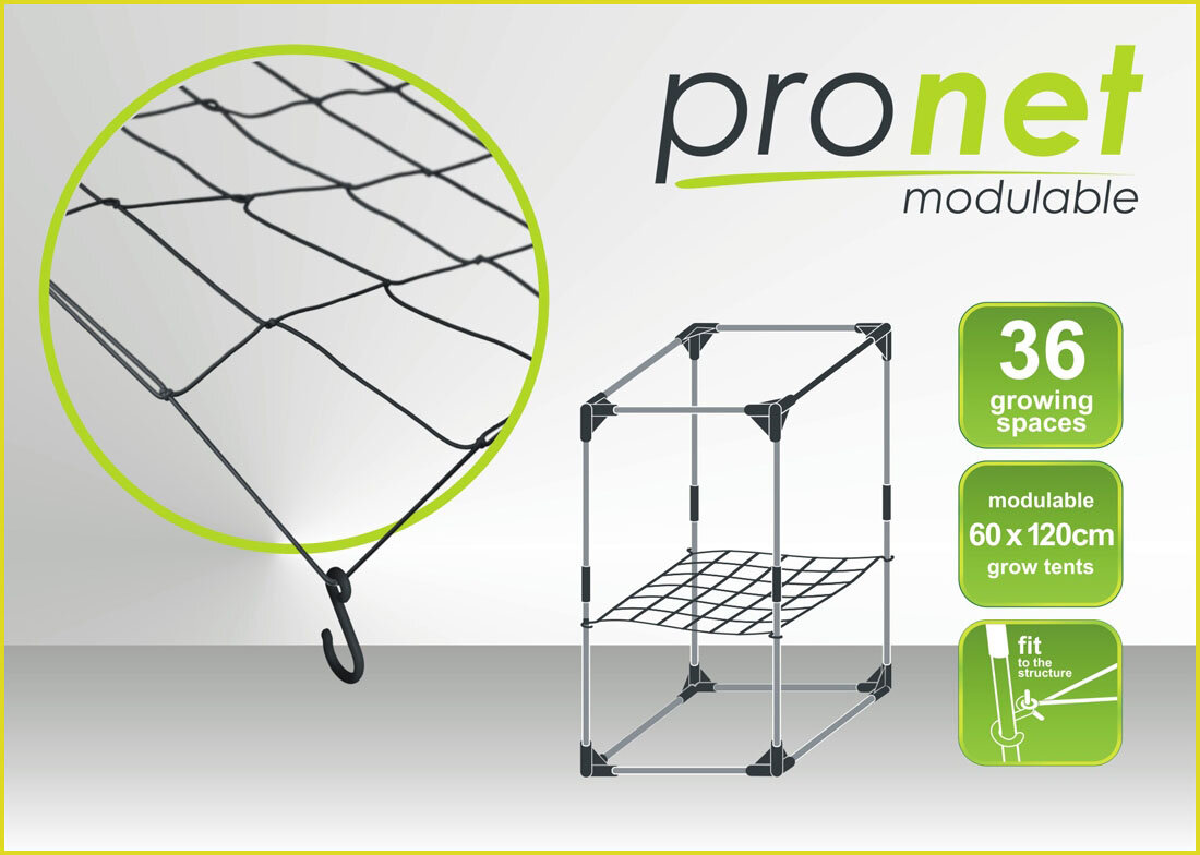 Garden Highpro Elasti Net 20   20 cm, 20 Netzfelder, 20,200 €