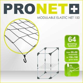 Garden Highpro Elasti Net 60 - 150 cm, 64 Netzfelder