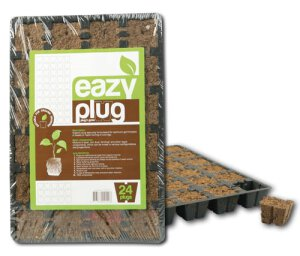 Eazy Plug Tray mit 24 Stück
