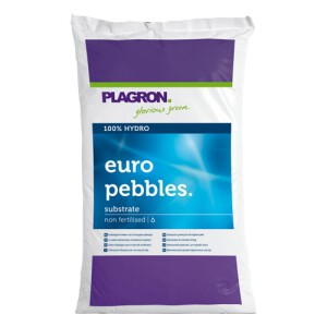 Plagron Blähtonkugeln 45 l euro pebbles