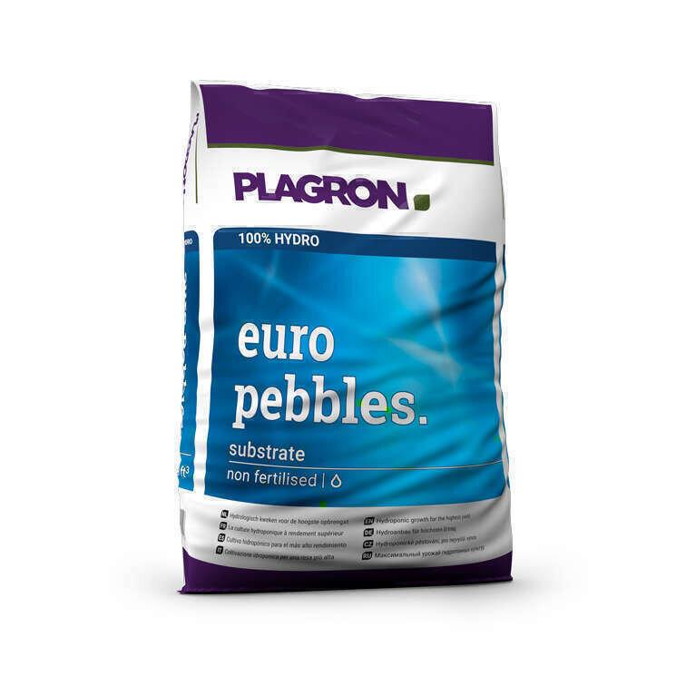Plagron Blähtonkugeln 10 l euro pebbles