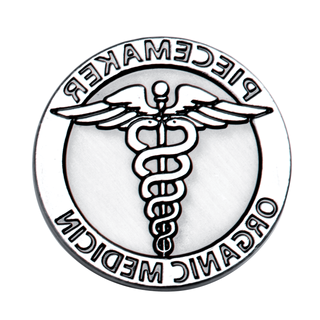 Piecemaker Prägestempel Motiv Medical