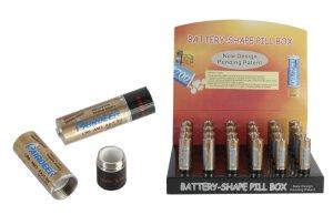 Batterie Versteckdose Typ AA