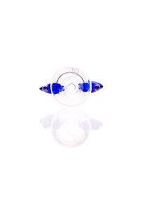 Zenit Flutschkopf Horn blau 18,8