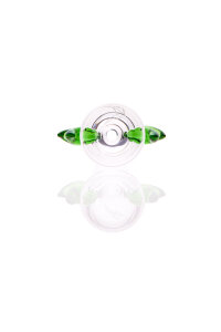 Zenit Flutschkopf Horn grün 18,8
