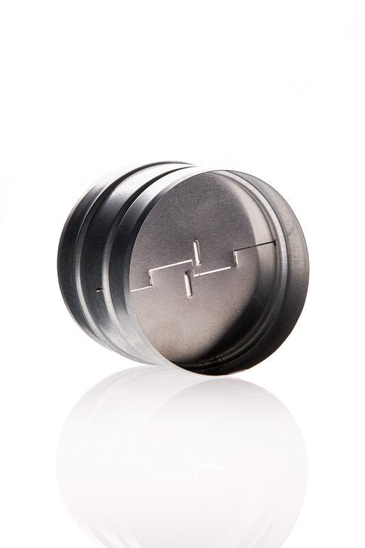 Rückschlagklappe 315mm Metall