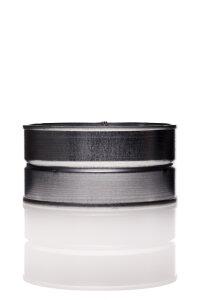 Muffe 125 mm Metall
