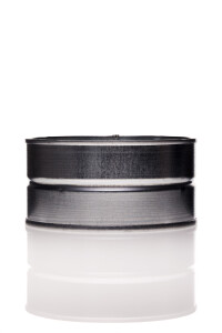 Muffe 160 mm Metall